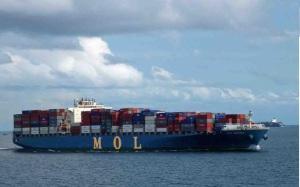 Pengiriman barang ke malaysia dan singapore via laut